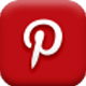 Pinterest Footer Icon